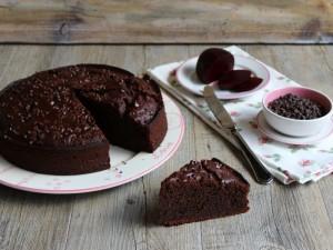 Ricetta Torta di barbabietole e cioccolato