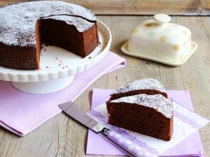 Ricetta Sponge cake al cioccolato