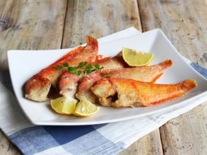 Ricetta Frittura di pesce pettine