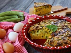 Ricetta Frittata di zucchine al forno