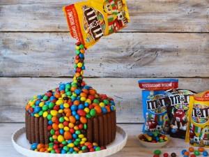 Ricetta Gravity cake