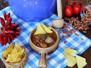 Fagioli alla messicana