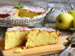 Ricetta Torta di mele Bimby