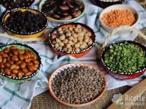 Ricetta Come cucinare i legumi