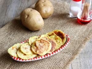 Ricetta Chips di patate al microonde