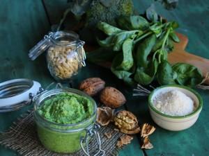 Ricetta Pesto di broccoli