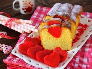 Ricetta Plumcake con cuore a sorpresa