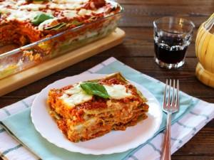 Ricetta Lasagne verdi con ragù alla bolognese