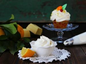 Ricetta Frosting al cioccolato bianco e limone