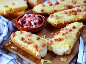 Ricetta Croque baguette
