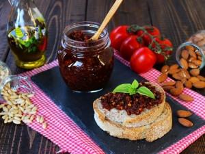 Ricetta Pesto di pomodori secchi
