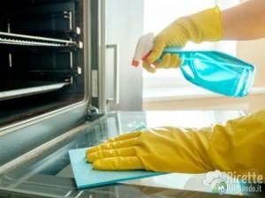 Ricetta Come pulire il forno