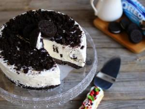 Ricetta Torta gelato Oreo