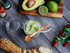 Ricetta Maionese di avocado