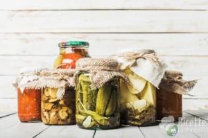 Ricetta Linee guida per la corretta preparazione delle conserve alimentari