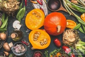 Ricetta Il carrello di stagione: frutta e verdura di ottobre