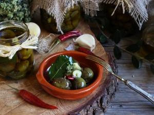 Ricetta Olive sott'olio