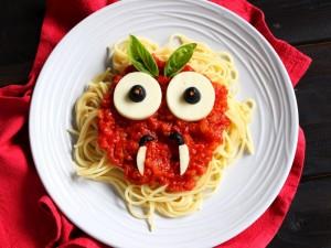 Ricetta Spaghetti di Dracula