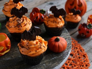Ricetta Cupcakes di Halloween