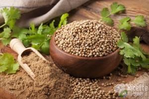 Ricetta Coriandolo: come utilizzarlo nelle tue ricette