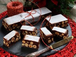 Ricetta Torrone morbido al cioccolato
