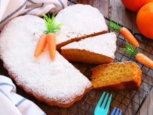Ricetta Torta di carote sofficissima