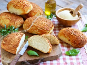 Ricetta Tiger bread (o dutch crunch)