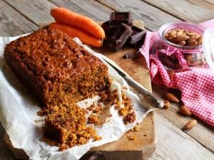 Ricetta Dolce alle mandorle e cioccolato vegano
