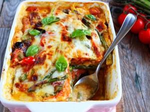Ricetta Lasagne primavera
