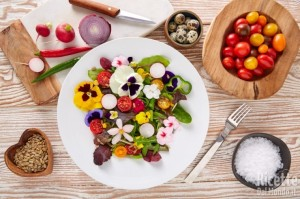 Ricetta Fiori eduli 5 fiori che possiamo usare in cucina