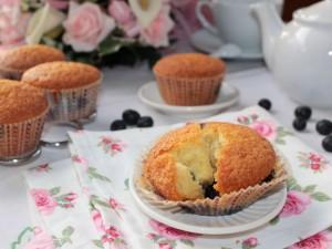 Ricetta Muffin ai mirtilli Bimby
