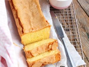 Madeira cake senza glutine