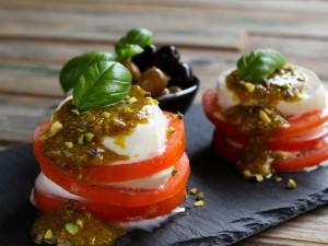 Ricetta Millefoglie di mozzarella e pomodoro