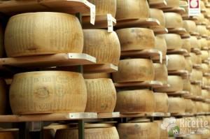 Ricetta Parmigiano Reggiano storia e caratteristiche di un'eccellenza italiana