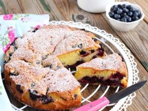 Ricetta Blueberry cake