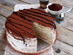 Ricetta Torta di crepes