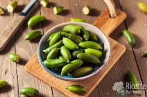 Ricetta Finger lime: cos'è e come si usa in cucina