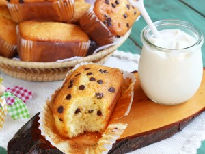 Ricetta Mini plumcake allo yogurt