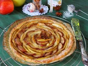 Ricetta Torta di mele di sfoglia