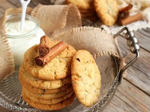 Ricetta Cookies zucca e cioccolato