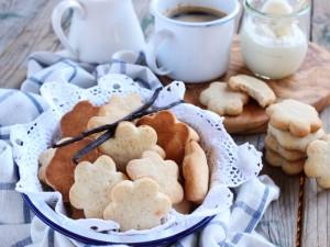 Ricetta Biscotti alla panna senza uova