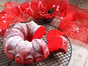 Ricetta Ciambella red velvet
