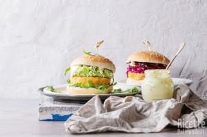 Ricetta Hamburger vegetariani: 5 ricette irresistibili