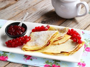 Ricetta Pancake svedesi