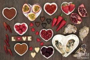 Ricetta I cibi della cucina afrodisiaca
