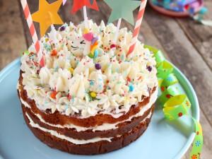 Ricetta Funfetti cake