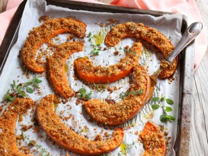 Ricetta Zucca gratinata