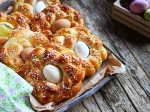 Ricetta Brioche di Pasqua
