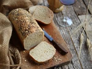 Ricetta Pane integrale con fibre