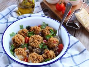 Ricetta Seppioline gratinate